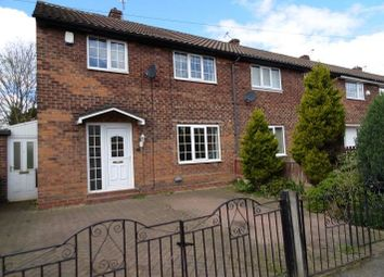 Thumbnail 3 bed end terrace house for sale in Dr Anderson Drive, Stainforth, Doncaster
