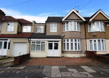 Thumbnail 6 bed end terrace house for sale in Meadway, Ilford, Essex
