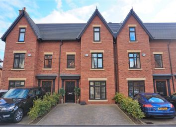 Thumbnail 4 bedroom mews house for sale in The Moorings, Manchester