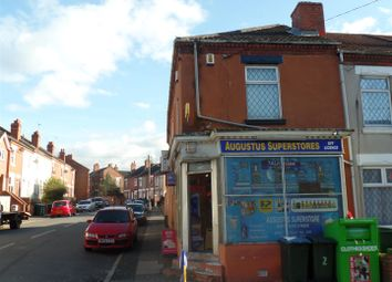 Thumbnail 2 bed flat for sale in Augustus Road, Coventry