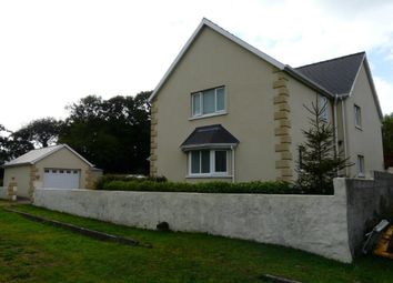 Thumbnail 4 bed detached house for sale in The Meadows, Goodwick