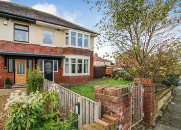 Thumbnail 3 bed semi-detached house for sale in Fleetwood Road, Thornton-Cleveleys