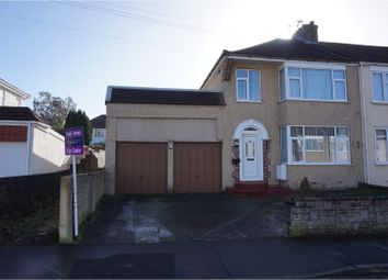 Thumbnail 3 bed semi-detached house for sale in Savoy Road, Brislington