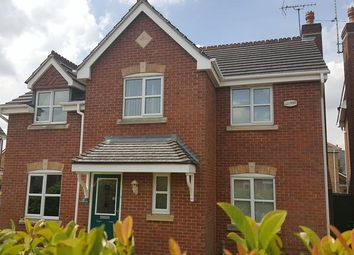 Thumbnail 4 bed detached house for sale in Riveraine Close, Sutton-In-Ashfield