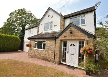 Thumbnail 5 bed detached house for sale in Heather Gardens, Scarcroft, Leeds