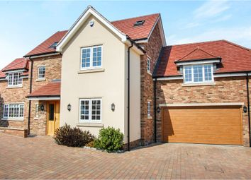 Thumbnail 4 bed detached house for sale in Dinglederry, Olney