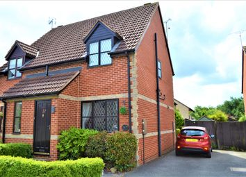 Thumbnail 2 bed semi-detached house to rent in Micklebring Close, Ripley