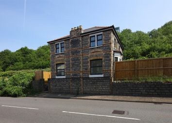 Thumbnail 3 bed detached house for sale in Windsor Road, Penarth
