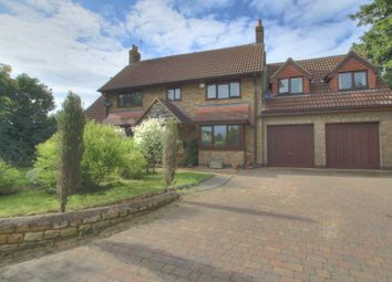 Thumbnail 5 bed detached house for sale in South Street, Isham, Kettering