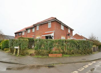 Thumbnail 1 bed end terrace house for sale in River Court, Hempton, Fakenham