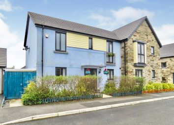 3 bed semi-detached house for sale in Pomphlett Farm Industrial, Broxton Drive, Plymouth PL9