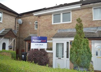 Thumbnail 2 bed terraced house for sale in Throop, Bournemouth, Dorset