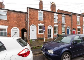 Thumbnail 2 bed end terrace house for sale in Portland Street, Worcester