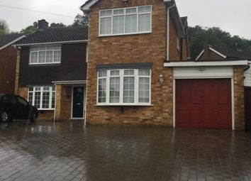 Thumbnail 3 bed detached house to rent in Disraeli Crescen, High Wycombe