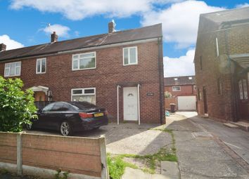 Thumbnail 3 bedroom terraced house to rent in Greenbrow Road, Newall Green, Manchester
