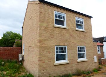 Thumbnail 3 bedroom detached house to rent in High Street, Downham Market