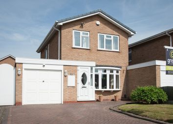 Thumbnail 3 bed link-detached house for sale in Lytham Close, Minworth, Sutton Coldfield
