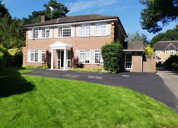 5 bed detached house for sale in Farleton Close, St. Georges Hill, Weybridge KT13
