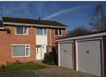 Thumbnail 4 bed semi-detached house for sale in Moorfield Drive, Halesowen