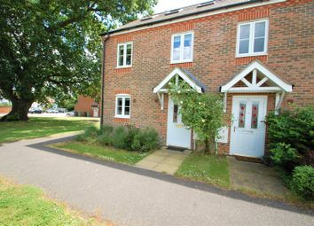 Thumbnail 3 bed end terrace house for sale in Ray Close, Petersfield
