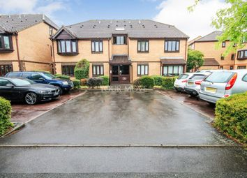 Thumbnail 2 bed flat for sale in Marwell Close, Romford