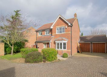 Thumbnail 4 bed detached house to rent in Long Grove Close, Broxbourne