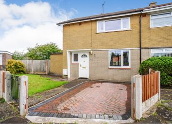 Thumbnail 2 bed semi-detached house for sale in Coniston Way, Carlisle