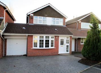 Thumbnail 3 bed detached house for sale in Tyrley Close, Compton, Wolverhampton