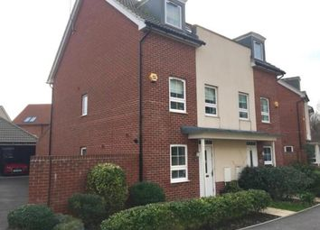 Thumbnail 3 bed semi-detached house for sale in Cambrian Way, Worthing, West Sussex