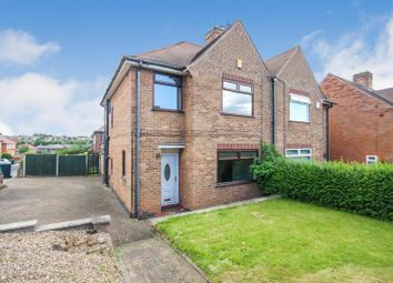 Thumbnail 3 bed semi-detached house for sale in Ashdale Road, Arnold, Nottingham