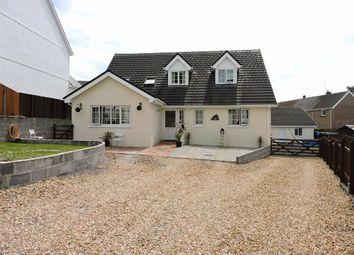 Thumbnail 4 bed detached bungalow for sale in Glenfryn, Porthyrhyd, Carmarthen