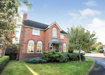 4 bed detached house for sale in Cherry Close, Loughborough, Leicestershire, . LE11