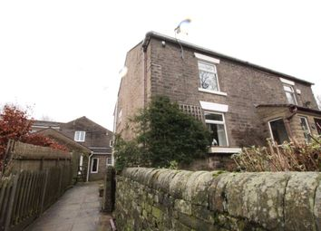 Thumbnail 1 bed property to rent in Back Lane, Charlesworth, Glossop