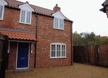 3 bed semi-detached house to rent in Holly Close, Nocton, Lincoln LN4