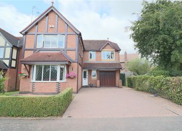4 bed detached house for sale in Broadwells Crescent, Coventry CV4