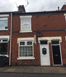 Thumbnail 2 bed terraced house for sale in St Aidans Street, Stoke-On-Trent