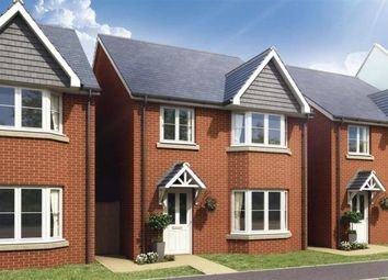 Thumbnail 4 bed detached house for sale in Northbourne View, Miles East, Didcot, Oxfordshire