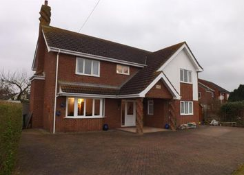 Thumbnail 4 bed detached house for sale in Church Lane, Mablethorpe