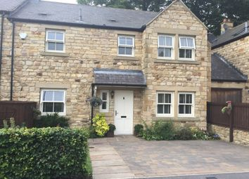 Thumbnail 3 bed semi-detached house for sale in The Paddock, Witton-Le-Wear, County Durham