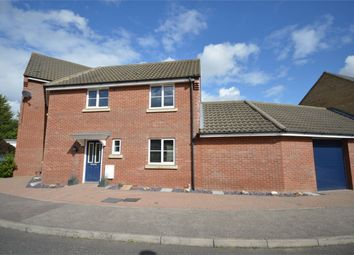 Thumbnail 3 bed semi-detached house for sale in Taylor Way, Little Plumstead, Norwich