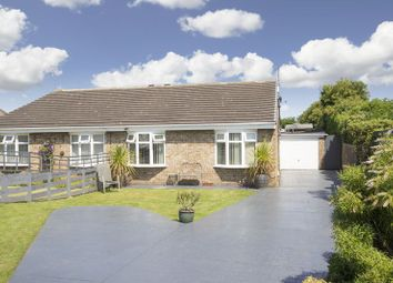 Thumbnail 2 bedroom semi-detached bungalow for sale in Westminster Close, Eston, Middlesbrough