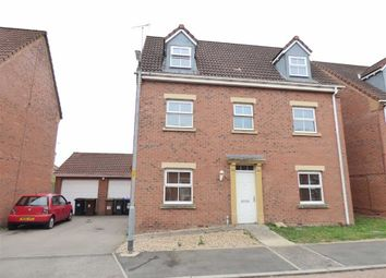 Thumbnail 4 bed detached house for sale in Morning Star Road, Daventry