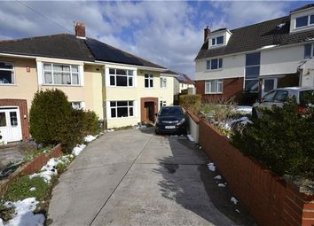 Thumbnail 4 bedroom semi-detached house for sale in Briarwood, Bristol