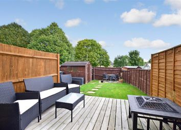 Thumbnail 2 bed end terrace house for sale in Roundhay, Leybourne, Kent