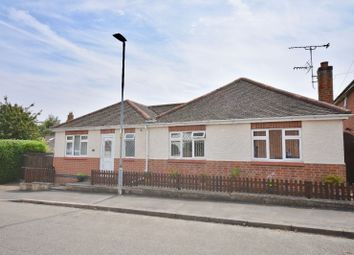 Thumbnail 3 bedroom bungalow for sale in Park Street, Fleckney, Leicester