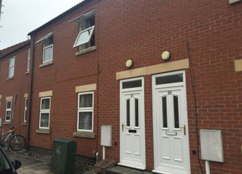 Thumbnail 2 bed flat to rent in Havelock Street, Loughborough