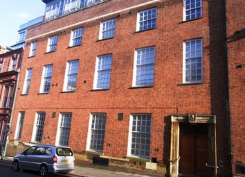 Thumbnail 1 bed flat to rent in Castle Exchange, Broad Street, The City, Nottingham