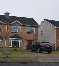 Thumbnail 3 bed semi-detached house for sale in 8 Waterfern Drive, Rocklands, Cavan, Cavan
