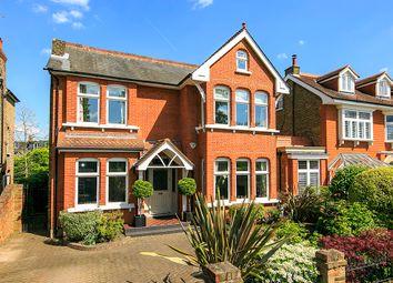 Thumbnail 5 bed detached house to rent in Kingston Lane, Teddington