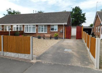 Thumbnail 2 bed semi-detached bungalow for sale in Beacon Way, Skegness, Lincolnshire